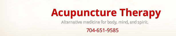 Acupuncture Therapy<br />Alternative medicine for body, mind, and spirit<br />704-651-9585